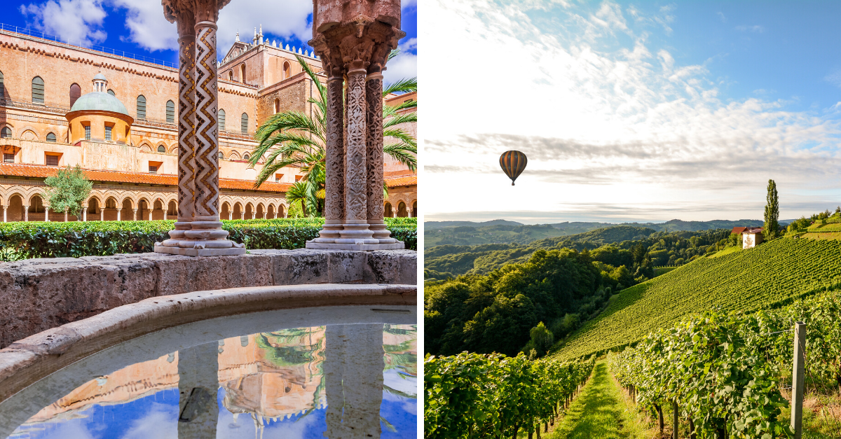 Scopri l'Italia a tavola: Sicilia e Abruzzo | Sguardi dal ...
